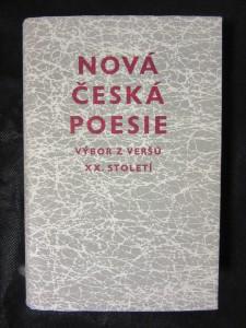 náhled knihy - Nová česká poesie : Výbor z veršů XX. století