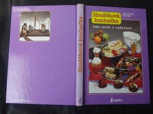 náhled knihy - Hrníčková kuchařka pro muže s vařečkou
