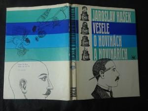 náhled knihy - Vesele o novinách a novinářích