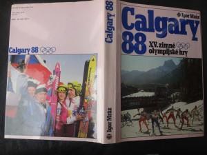 náhled knihy - Calgary 88 : XV. zimné olympijské hry