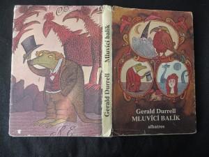 náhled knihy - Mluvící balík : [pro čtenáře od 9 let]