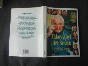 náhled knihy - Takový byl Jiří Sovák : 36 autentických vzpomínek na nesmrtelného herce