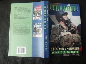náhled knihy - Currahee! : křičící orel v Normandii