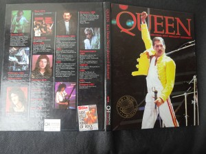 náhled knihy - Queen : nový obrazový dokument