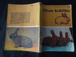 náhled knihy - Chov králíků