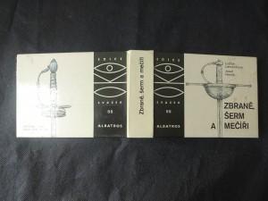 náhled knihy - Zbraně, šerm a mečíři : pro čtenáře od 12 let
