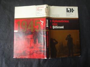 náhled knihy - S diplomatickou misí k Hitlerovi 1940-1941