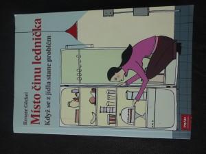 náhled knihy - Místo činu lednička : když se z jídla stane problém