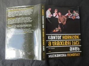 náhled knihy - Kantor Horníček a Traxleři žáci, aneb, Muzikantské nemorály