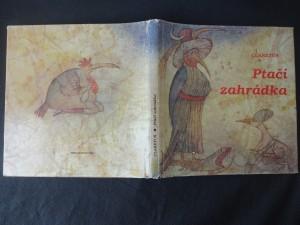 náhled knihy - Ptačí zahrádka