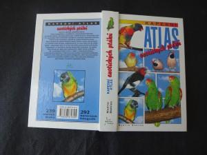 náhled knihy - Kapesní atlas exotických ptáků