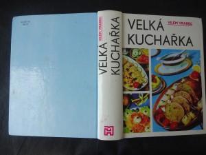 náhled knihy - Velká kuchařka