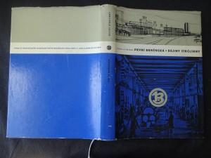 náhled knihy - První brněnská : Dějiny strojírny