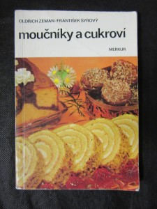 náhled knihy - Moučníky a cukroví