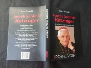 náhled knihy - Joseph kardinál Ratzinger : křesťanství na přelomu tisíciletí