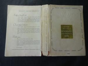 náhled knihy - Roosevelt zachraňuje mír : paměti amerického diplomata