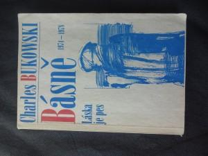 náhled knihy - Básně : 1974-78 - Láska je pes