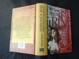 náhled knihy - Neronův Řím : neřest a smrt ve věčném městě
