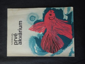 náhled knihy - Prvé akvárium