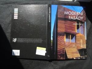 náhled knihy - Moderní fasády