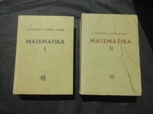 náhled knihy - matematika I,II