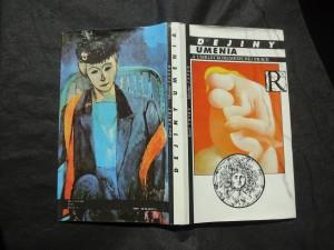 náhled knihy - Dejiny umenia a umeleckoremeselnej práce : pre učebné a študijné odbory stredných odbor. učilíšť