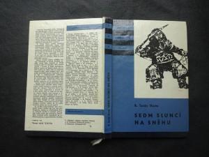 náhled knihy - Sedm sluncí na sněhu