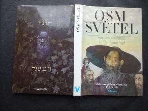 náhled knihy - Osm světel : židovské příběhy
