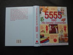 náhled knihy - 5555 rad pro šikovné hospodyňky : abeceda nápadů pro každou domácnost