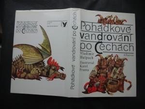 náhled knihy - Pohádkové vandrování po Čechách