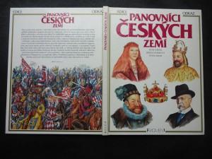 náhled knihy - Panovníci Českých zemí