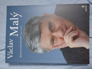 náhled knihy - Václav Malý: rozhovory, úvahy, komentáře (1995-2005)