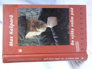 náhled knihy - Do výšky volím pád