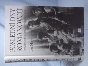 náhled knihy - Poslední dny Romanovců: tragédie jednoho panovnického rodu