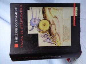 náhled knihy - Válka ve středověku