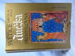 náhled knihy - Světice Anežka Přemyslovna