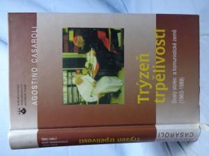náhled knihy - Trýzeň trpělivosti: Svatý stolec a komunistické země (1963-1989)