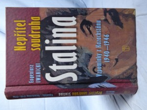 náhled knihy - Nepřítel soudruha Stalina : vzpomínky z Kazachstánu 1940-1946