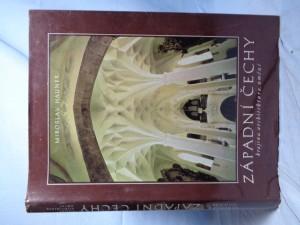 náhled knihy - Západní Čechy: krajina, architektura, umění