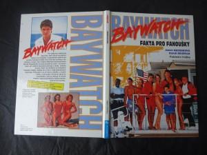 náhled knihy - Baywatch : fakta pro fanoušky : pobřežní hlídka