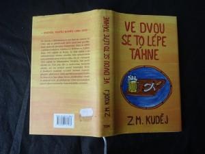 náhled knihy - Ve dvou se to lépe táhne : vzpomínky na bohémské putování s Jaroslavem Haškem