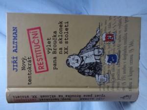 náhled knihy - Nový, tentokrát restituční výlet pana Broučka na sklonek XX. století