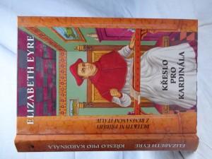 náhled knihy - Křeslo pro kardinála
