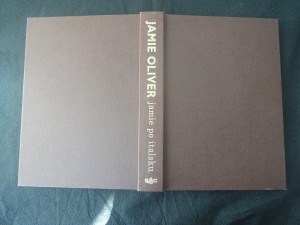 náhled knihy - Jamie po italsku