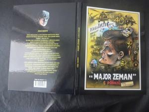 náhled knihy - Major Zeman a jeho 6. [sic] případů
