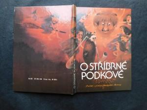 náhled knihy - O stříbrné podkově : pověsti z jižní a jihozápadní Moravy