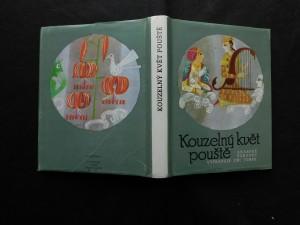náhled knihy - Kouzelný květ pouště : arabské pohádky : pro děti od 7 let