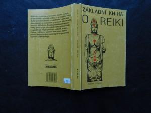 náhled knihy - Základní kniha o reiki