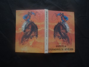 náhled knihy - Světla západních hvězd