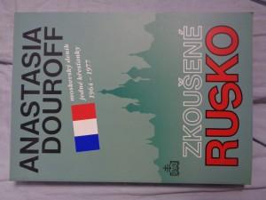 náhled knihy - Zkoušené Rusko : moskevský deník jedné křesťanky : 1964-1977